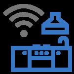 icon monteurzimmer Küchenzimmer mit WLAN