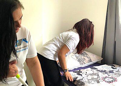 Monteurzimmer Zimmerreinigung als Team von DIM GmbH
